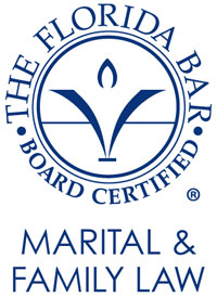 The Florida Bar Board Certified Marital and Family Law